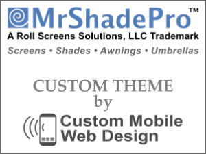 mrshadepro custom theme screenshot